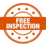 Free Inspection Banner